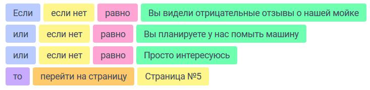 Подсчёт вариантов ответа 24